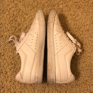 Pony white sneakers